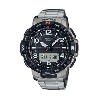 Casio-卡西歐 PRO TREK PRT-B50 新款電子錶 登山錶 全新四重感應器 防水錶運動戶外男錶 男女腕錶 高雄市