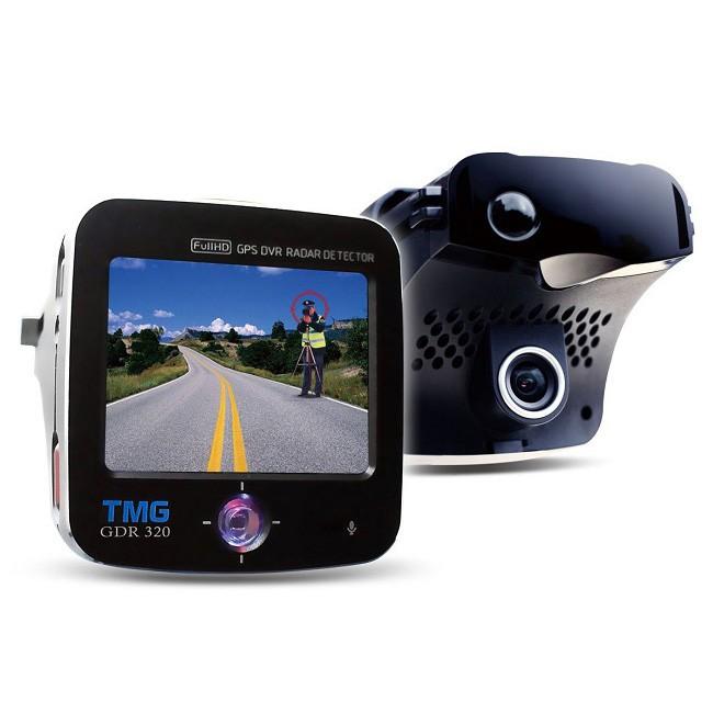 TMG GDR 320 GPS測速行車紀錄器 [送16G卡] (禾笙科技)