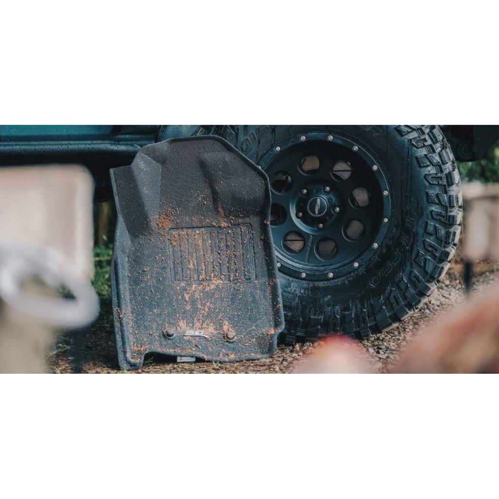 3D 卡固 Audi Q7 4L 06-15 奧迪 立體 踏墊 腳踏墊 後廂墊 防水 止滑 易洗