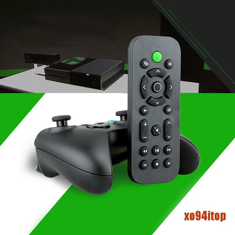 用於 Xbox One Console Blac 的 Xotop 媒體遙控器遊戲配件