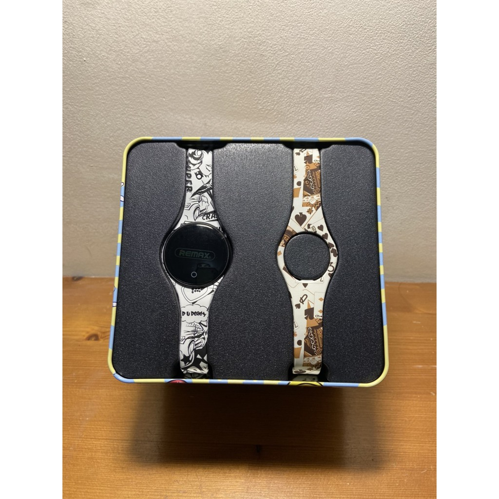REMAX  RM-559W  智能手錶 鐵盒