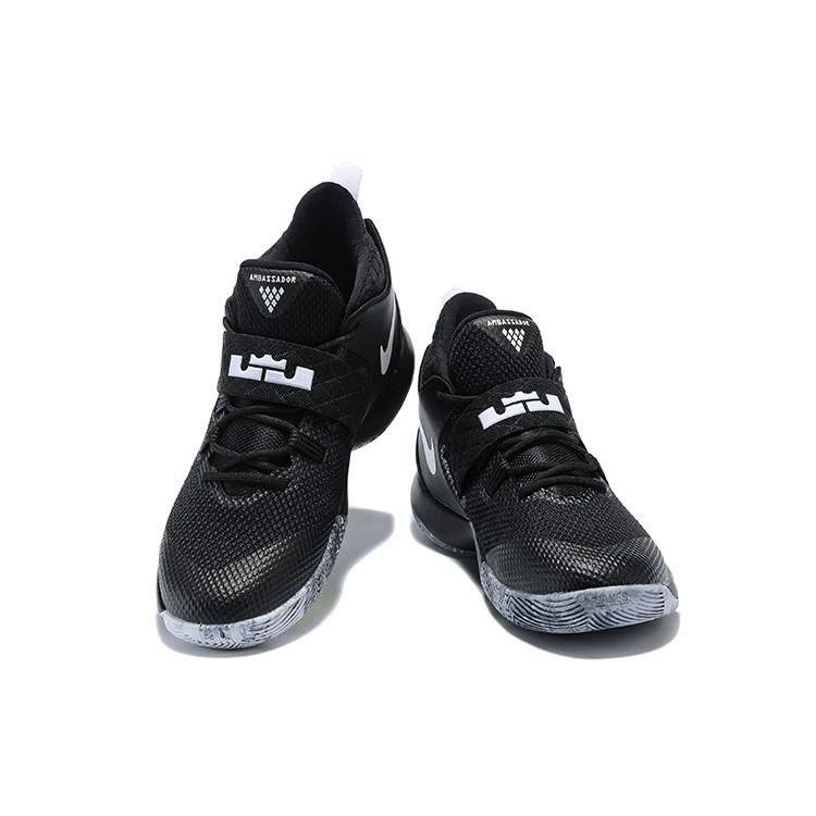 耐吉 Nike Lebron Ambassador X 詹姆斯 使節10 實戰運動籃球鞋  奧利奧