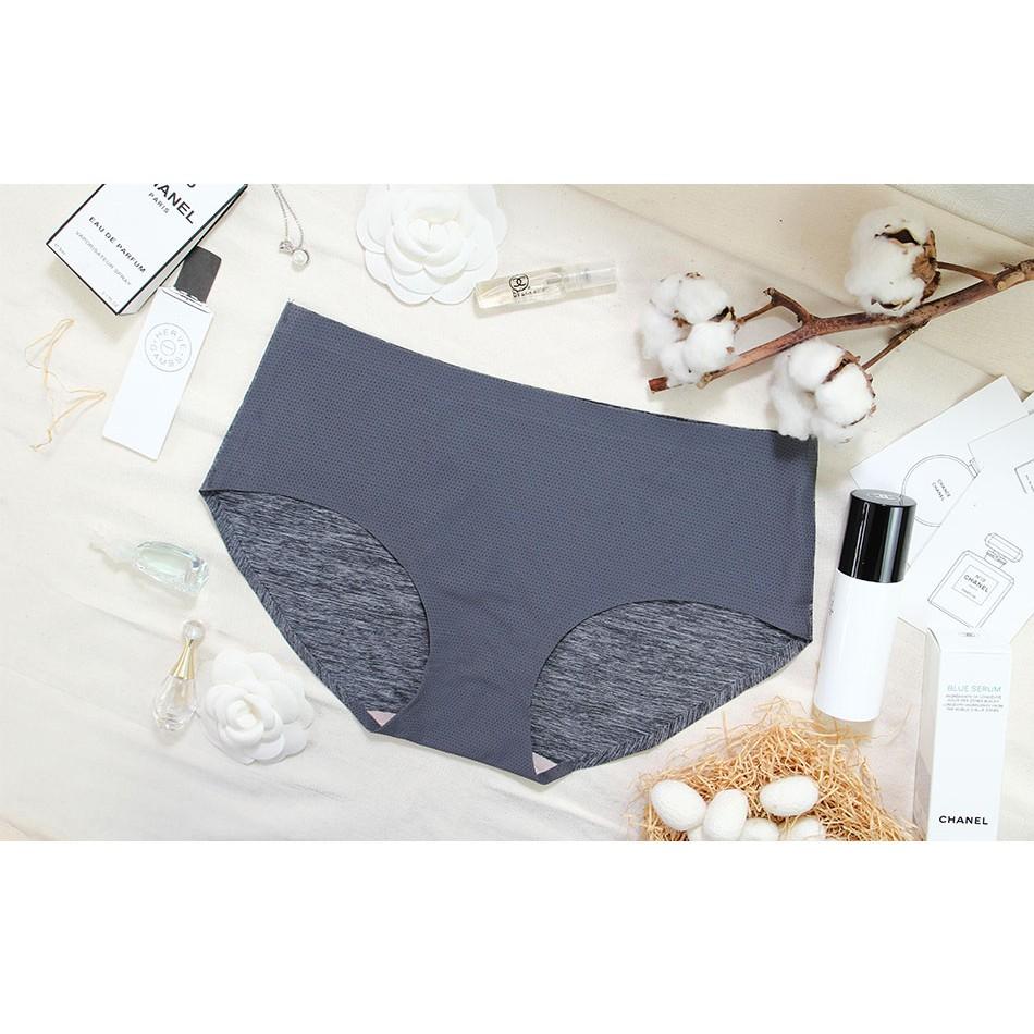 【艾波迷亞】透氧無痕美肌蠶絲褲1件組
