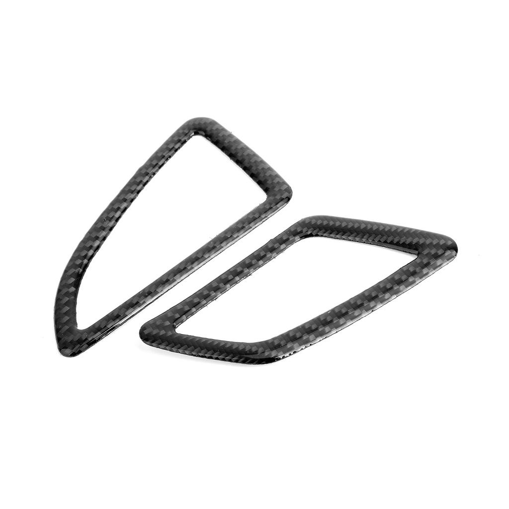 Honda Civic 10th 2016-2019 2018專用儀表碳紋出風口飾框-極限超快感