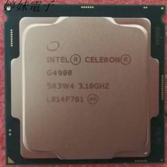 婷妹電子G4900 G4930 G5400 G5420
