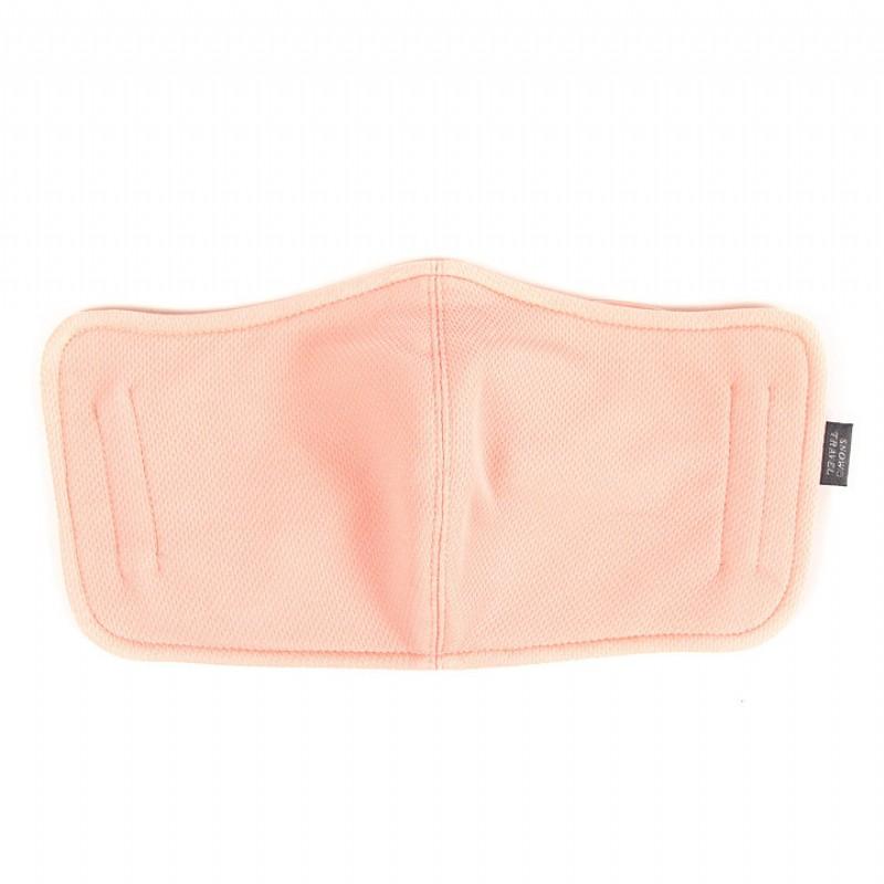 SNOWTRAVEL雪之旅 STAH008-PIN [ 抗UV透氣口罩(冰涼降溫科技材質) ] 粉紅
