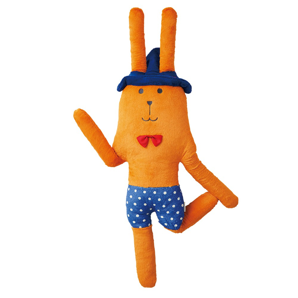 CRAFTHOLIC HALLOWEEN 宇宙人 魔法巫師兔大抱枕 南瓜兔 萬聖節娃娃 大玩偶 人型玩偶 大娃娃