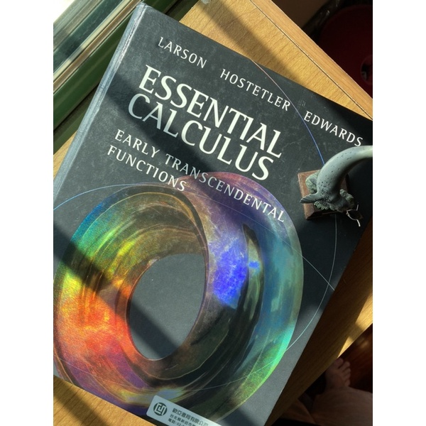 Larson Hostetler  Edwards ESSENTIAL CALCULUS 微積分 理學院工學院