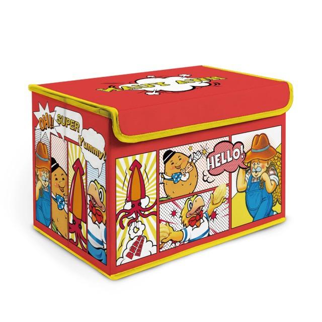 【華元】派對綜合餅乾禮物箱-10包餅乾+禮物箱(過年/春節/送禮最夯禮盒)