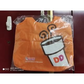 全新 DUNKIN DONUTS 購物袋 環保袋 新北市