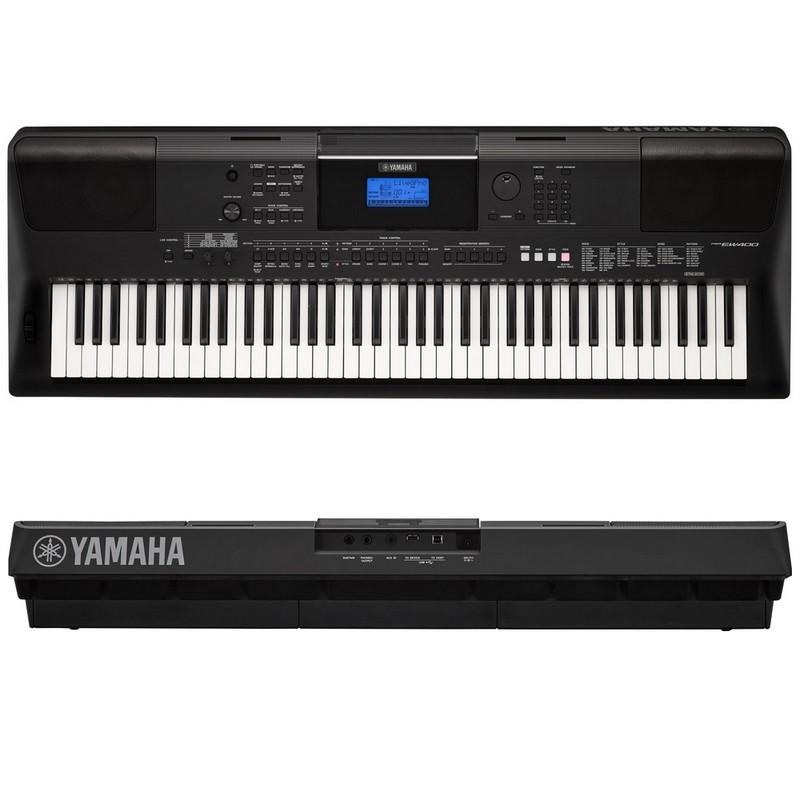 『放輕鬆樂器』YAMAHA  PSR-EW400 電子琴 KEYBOARD 原廠公司貨 EW-400