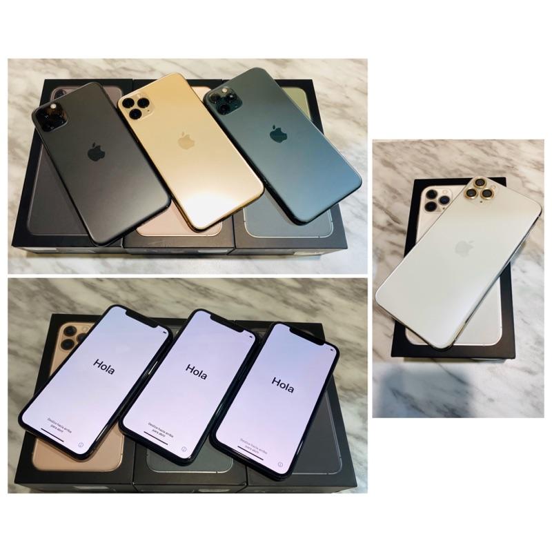 🏝10/7更新!降價嘍🏝二手機 台灣版外殼超美!高質感!iphone11promax ( 64G 256G 6.5吋)