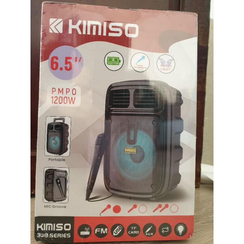 KIMISO   開趴神器巨砲藍芽音響