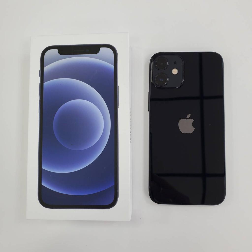 蘋果Apple iPhone 12 mini 64G 黑【二手盒裝9.8成新】