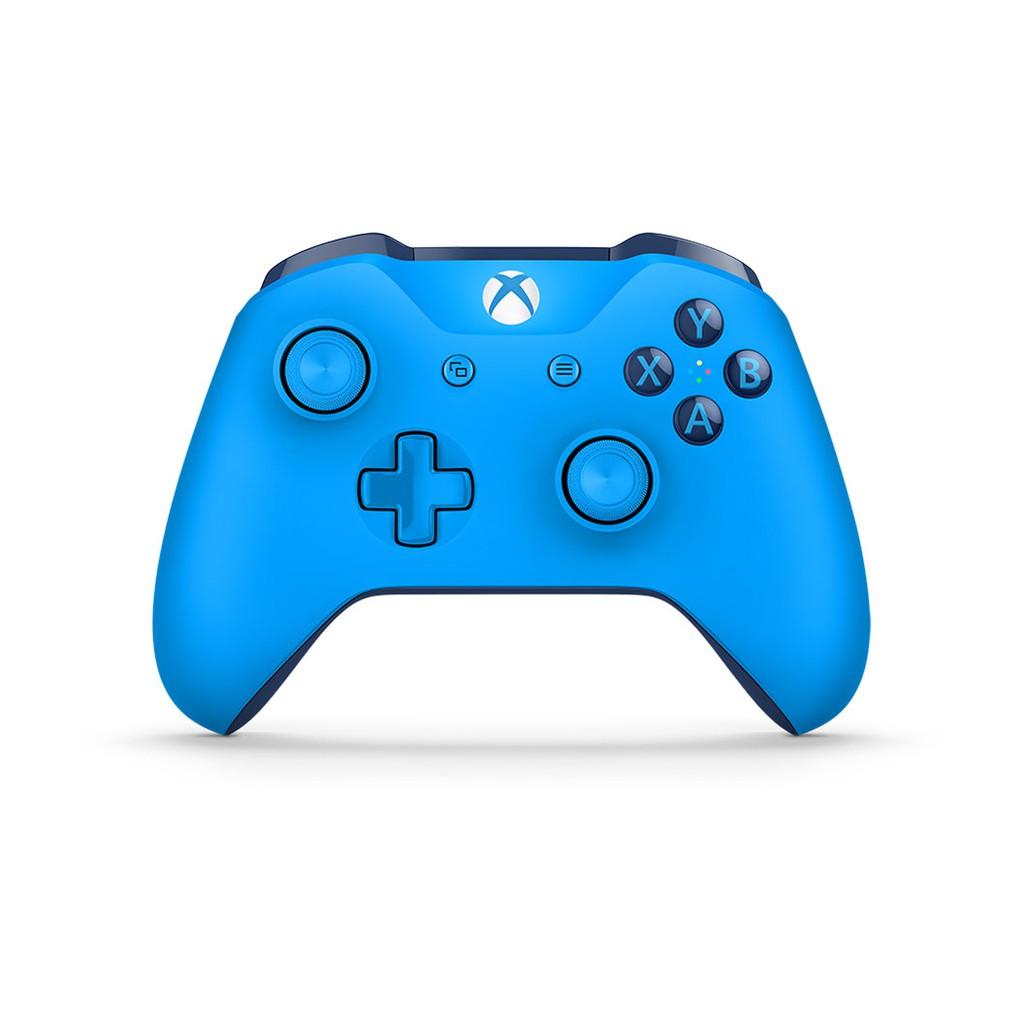 【Microsoft 微軟】XBOX ONE 無線控制器-藍 公司貨