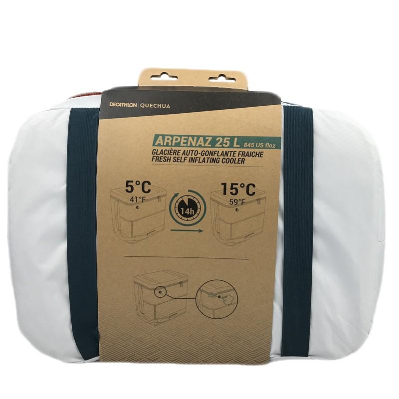 ❃☈迪卡儂 戶外冰箱車載便攜保冷箱 保溫盒 推薦 露營保鮮包