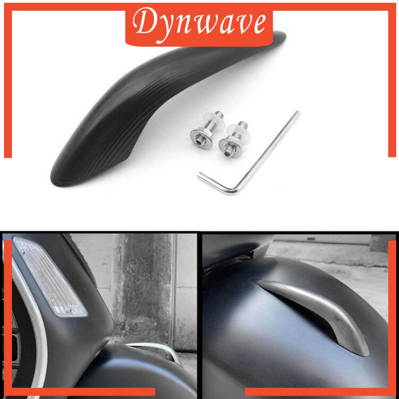 FENDER [Dynwave] 用於 Vespa Gts Gtv 250300 的 Cnc 鋁前擋泥板擋泥板鼻喙