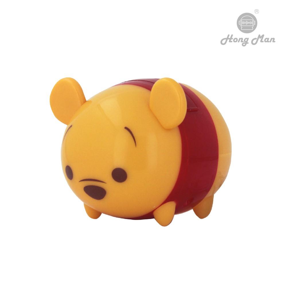 【Hong Man】迪士尼 系列 Tsum Tsum 立體 公仔 手機座 小熊維尼