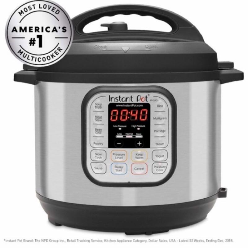 Instant Pot Duo 60 七合一6-QT 電子壓力鍋快鍋