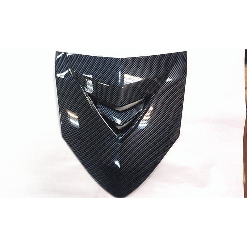 正MOTO E-GIN部品 二代勁戰 新勁戰水轉印 碳纖轉印大盾牌 盾牌