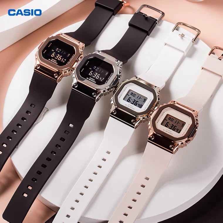 卡西歐 G-Shock GM-S5600 中性數字防水手錶