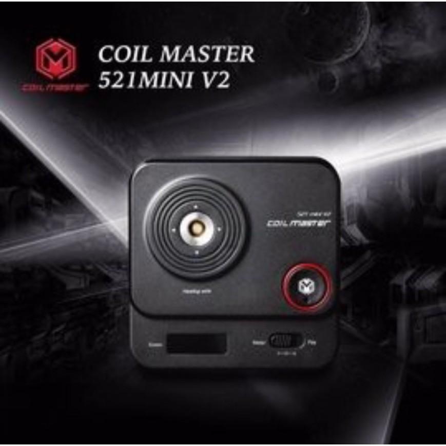 【A.D迷霧森林】Coil Master 521 mini V2 歐姆機 非 box aio rda rta 藏煙林