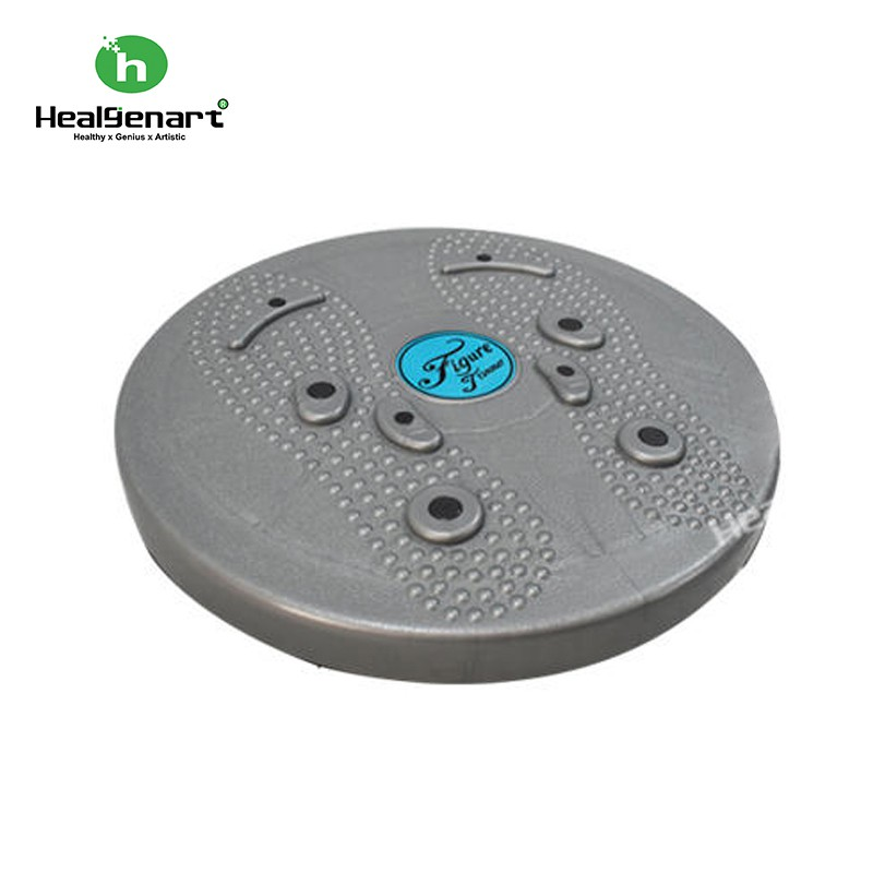 【Healgenart】磁石扭扭盤 30cm 台灣製 MIT 瘦小腹 高品質 磁石扭扭盤