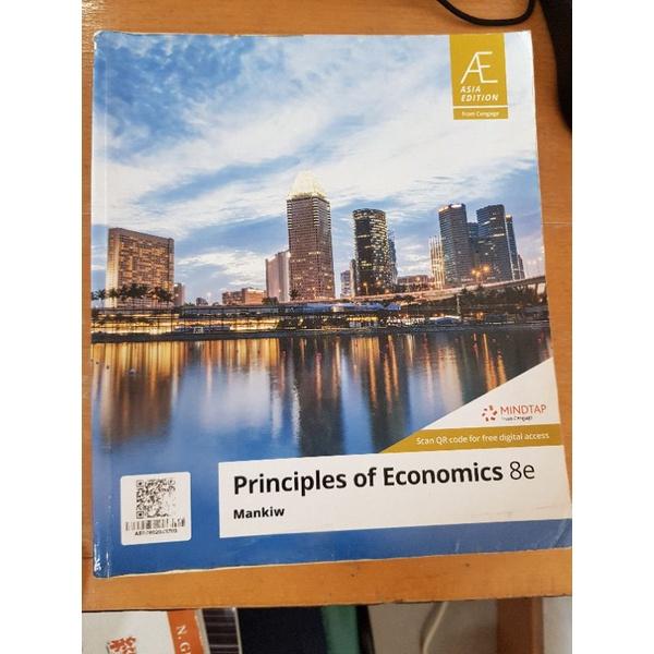 Principles of Economics 8e