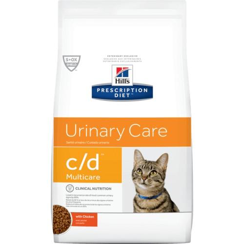 【現貨供應】Hills 希爾思 貓 c/d 泌尿道 處方飼料 1.5kg/3.85kg/6kg