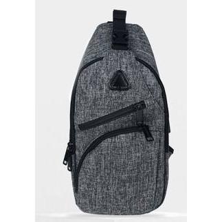 【免運】SPYWALK 勝德豐 USB胸包/單肩後背包/側背包/斜背包/防盜後背包 /運動後背包/單車包/平板包#526