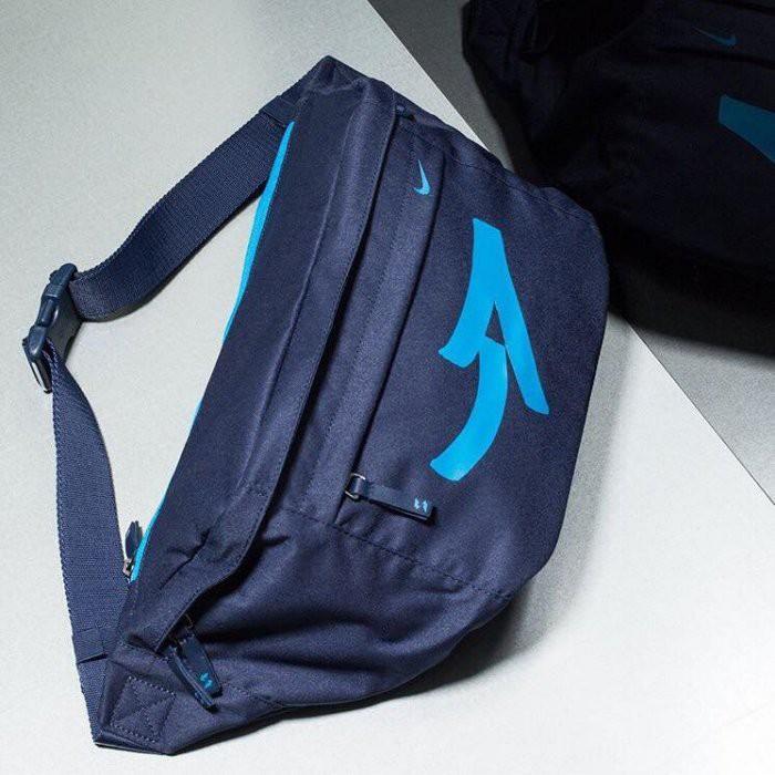 BEETLE NIKE STASH SPORTSWEAR TECH PACK  深藍 大容量 腰包 BA5830-410