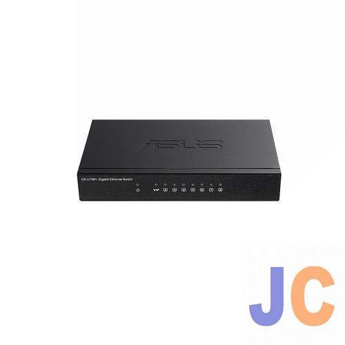 【*請先詢問】ASUS 華碩 GX-U1081 8埠 Gigabit交換器