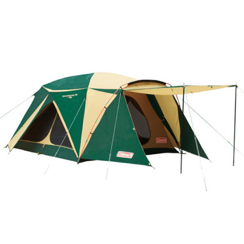 Coleman screen canopy dome 300二手帳篷