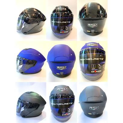【RSV Venon 素色 3/4罩 三分之四罩 安全帽】 買就送 【防摔手套/手機支架】(二選一)