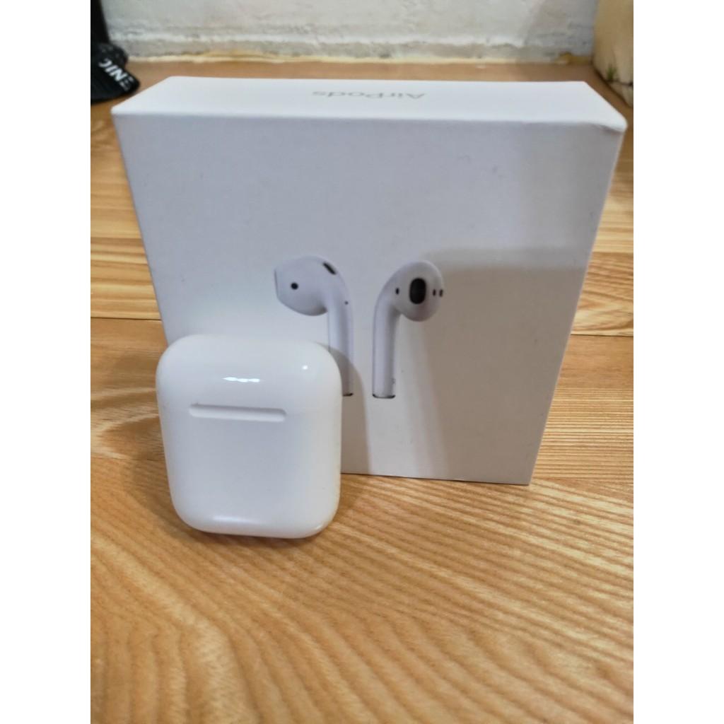 可面交 二手&全新 apple 原廠 airpods 二代 一代 單充電盒