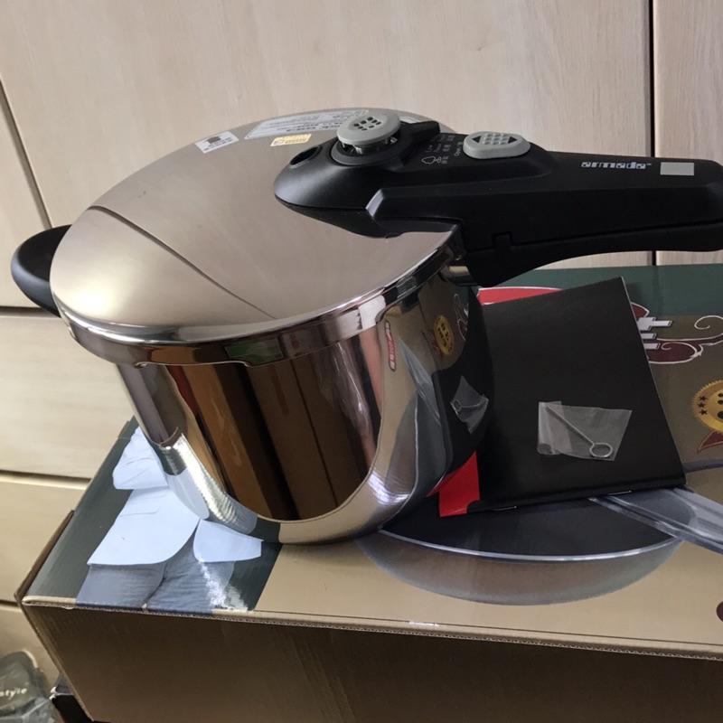armada極速快易家庭用壓力鍋6L快鍋
