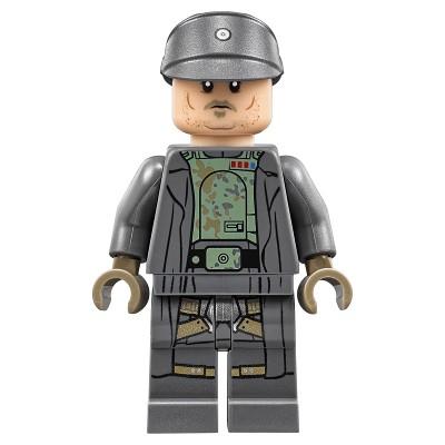 樂高人偶王 LEGO 星戰系列 #75211 sw0919 Tobias Beckett