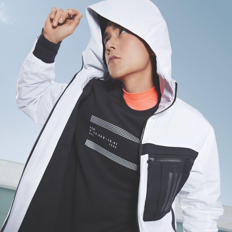 🏀小飛人潮流🏀 Adidas 運動外套 男 FM9394 彭于晏 實穿 保暖 好抗 CNY 黑 FM9393