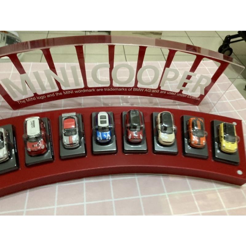 MINI COOPER 模型車*附MINI COOPER專屬盒*限量收藏品