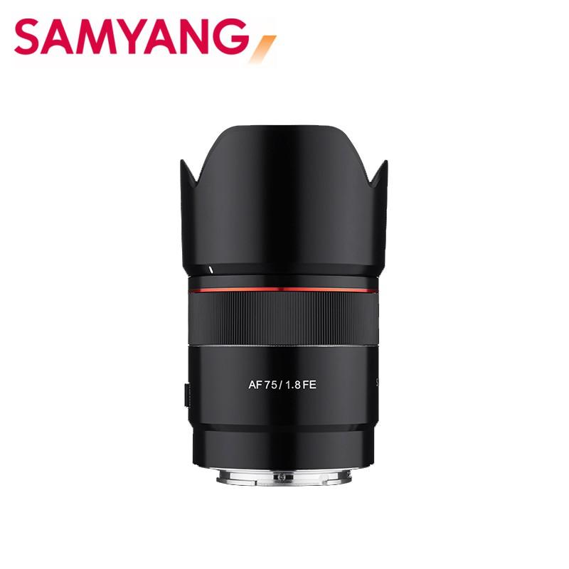 SAMYANG 三陽 AF 75mm F1.8 自動對焦 鏡頭 SONY FE 接環 公司貨