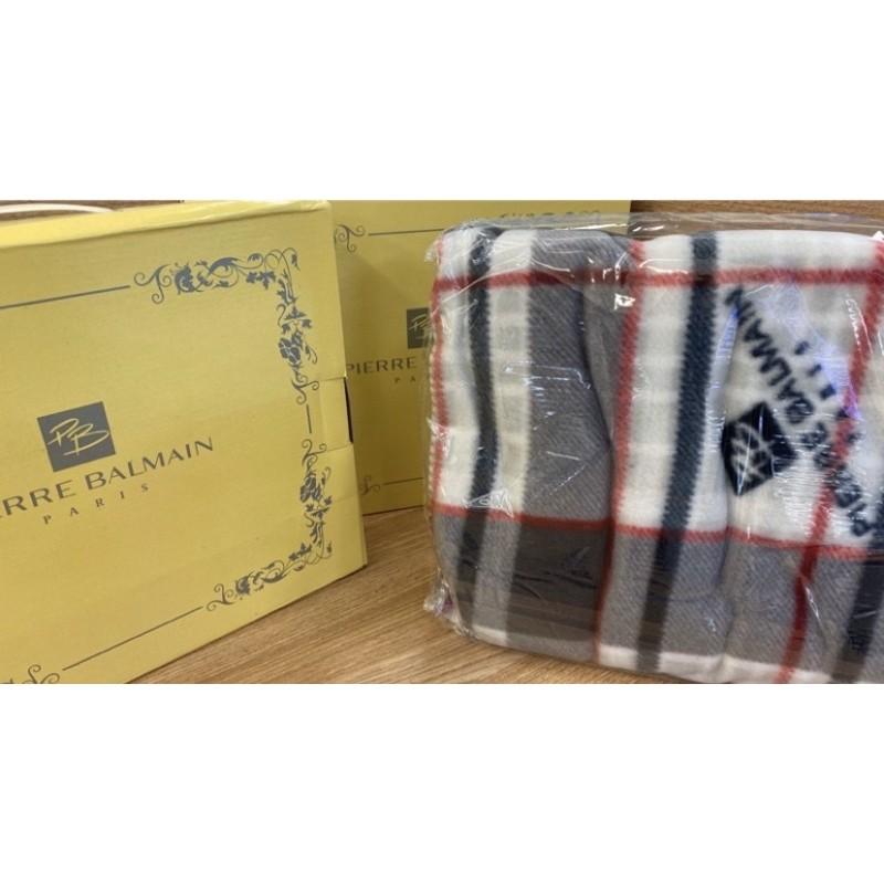 Pierre Balmain毛毯 冷氣毯 新生兒 滿月禮 年節禮物