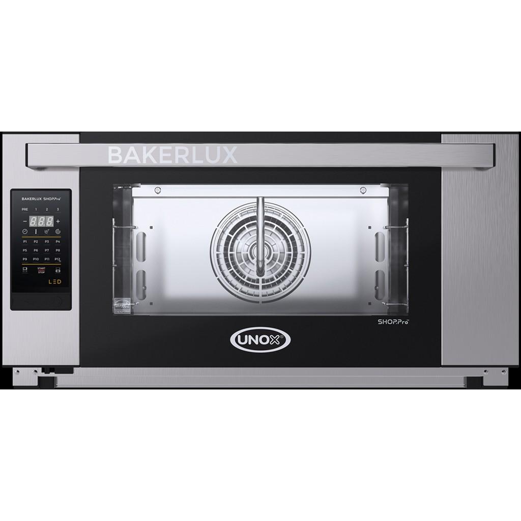 UNOX BAKERLUX SHOP.Pro XEFT-03EU-ELDV 義大利 數位蒸氣烘培旋風烤箱
