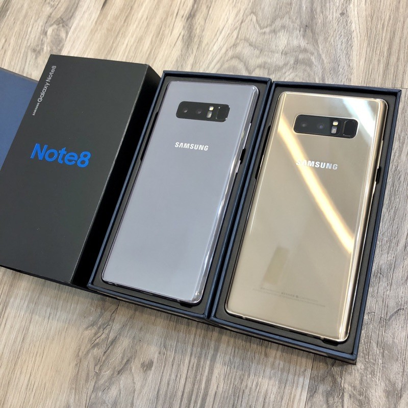 K3數位 二手 Samsung Note 8 Android 高雄實體店面含稅發票 保固七天