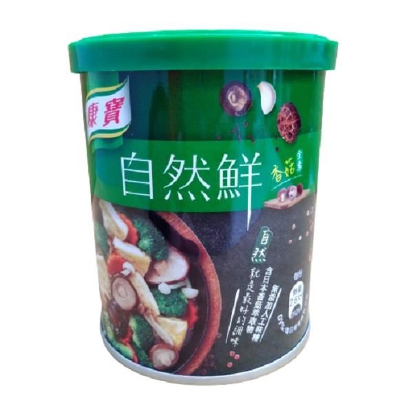 康寶自然鮮香菇風味調味料  【大潤發】