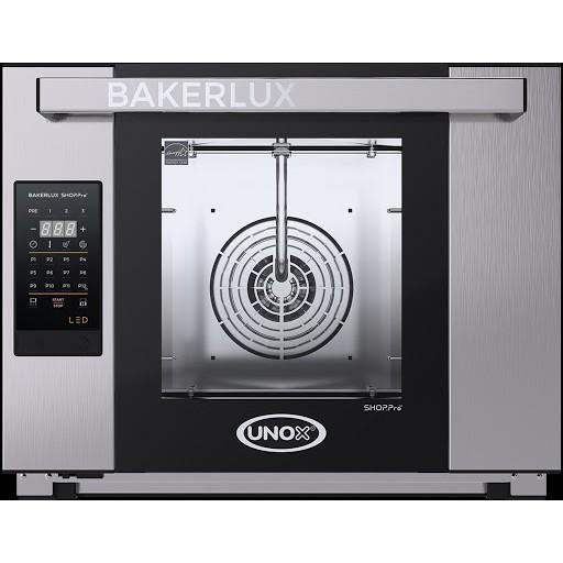 UNOX BAKERLUX SHOP.Pro XEFT-04HS-ELDV 義大利 數位蒸氣烘培旋風烤箱