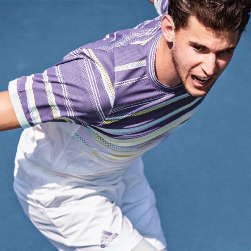 Adidas Australian open 2020 thiem 澳網 網球衣 headband ubersonic