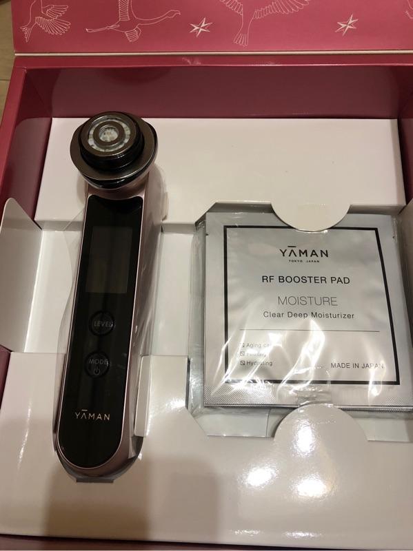 限定買一送二 只賣正貨 YAMAN plus ex hrf20n m20 m21  RF 射頻再生美美容儀 日本製