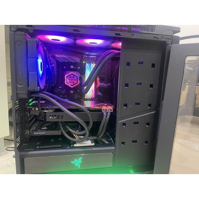 【二手急售】(可議價)(自取$27000)電腦AMD R5 2600 GTX1080ti