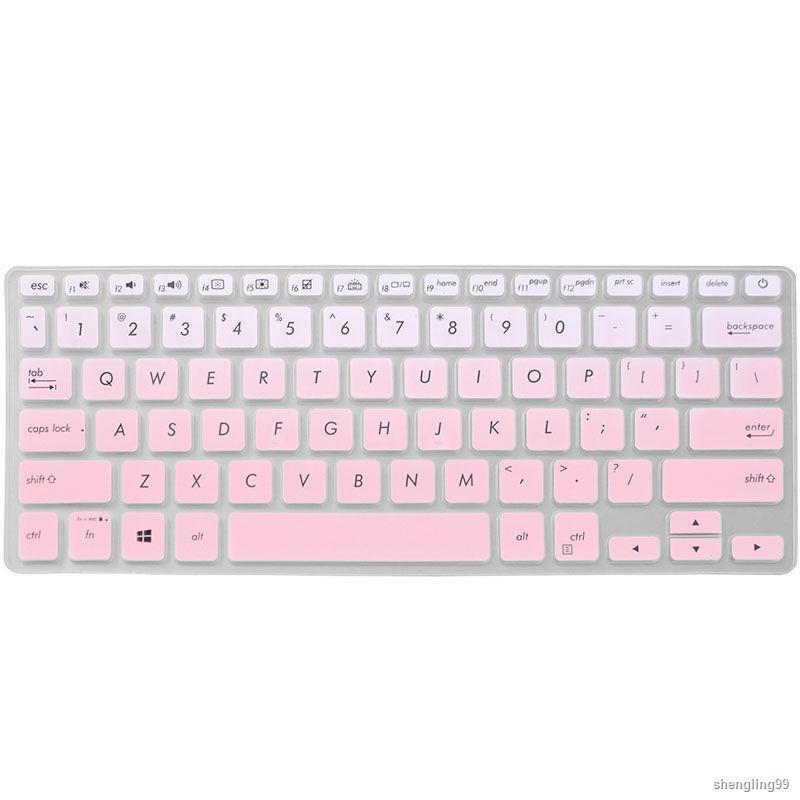 下殺◈☄華碩V5000/5200J頑石6代FL8700F筆記本鍵盤膜14寸S4300/5300U15.6