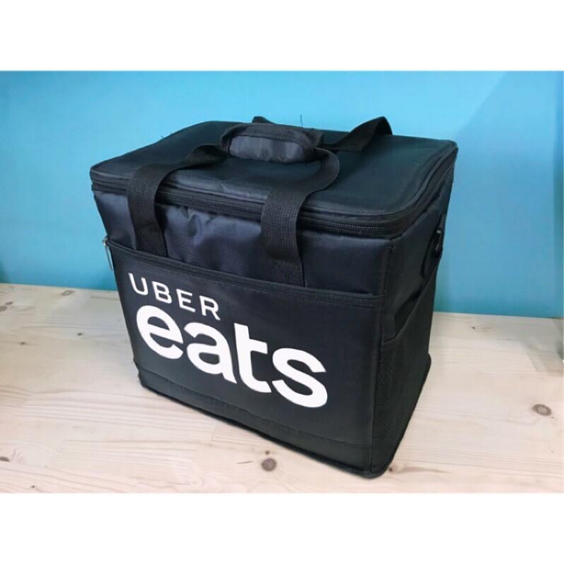 ☸☌❈Ubereats  21L 保溫袋 有字款 有logo 保溫箱 外送 外送神器 提袋 非官方小包 小箱 小袋 非